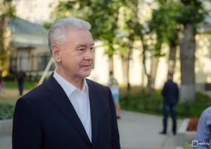 С. Собянин рассказал о льготах для промышленных предприятий Москвы