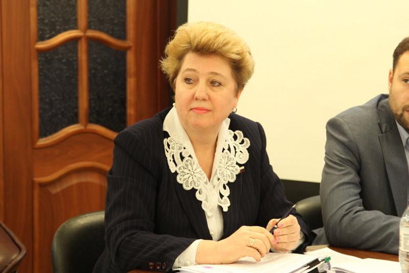Глава МО Донской Татьяна Кабанова