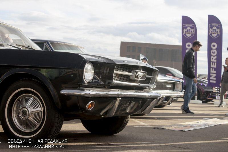 Седьмой фестиваль коллекционных автомобилей пройдет в парке «Сокольники»