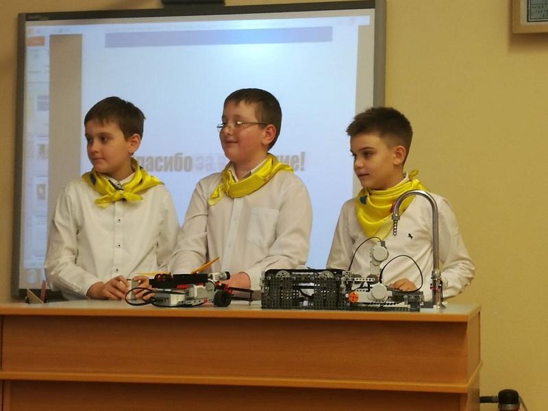 """Ученики центра """"На Донской"""" на конкурсе"""