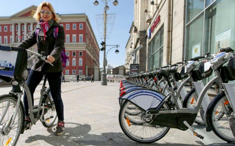 Велосезон откроется в столице 25 апреля