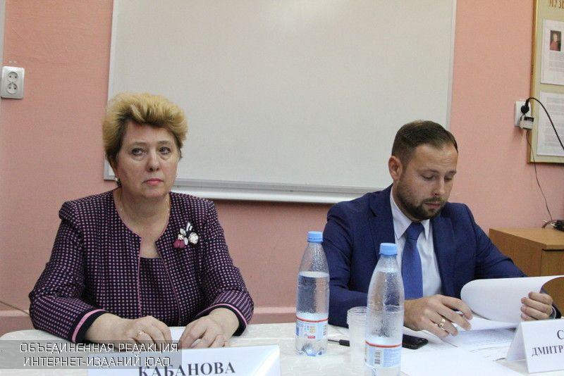 Татьяна Кабанова и Дмитрий Соколов