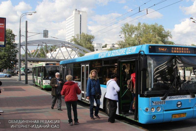 Маршруты наземного транспорта Донского района изменятся 20 мая