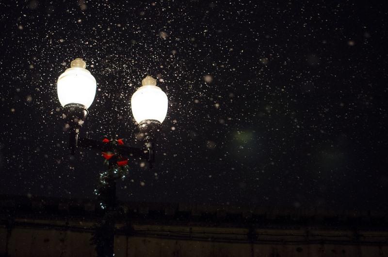 Новые фонари появятся во дворах Донского района