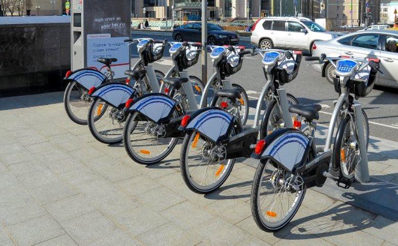 Горожане арендовали велосипеды более четырех миллионов раз за сезон