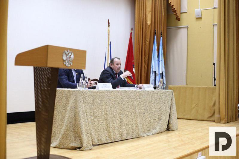 Встреча префект ЮАО