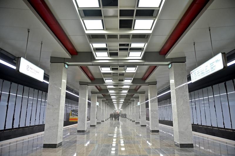 В Донском районе появится новая станция метро