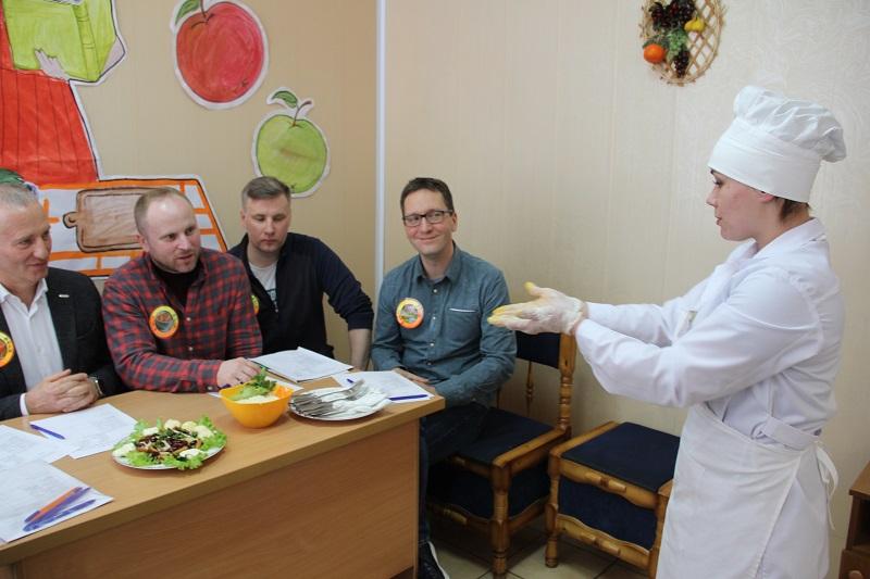 исправительные колонии конкурс кулинарный поединок