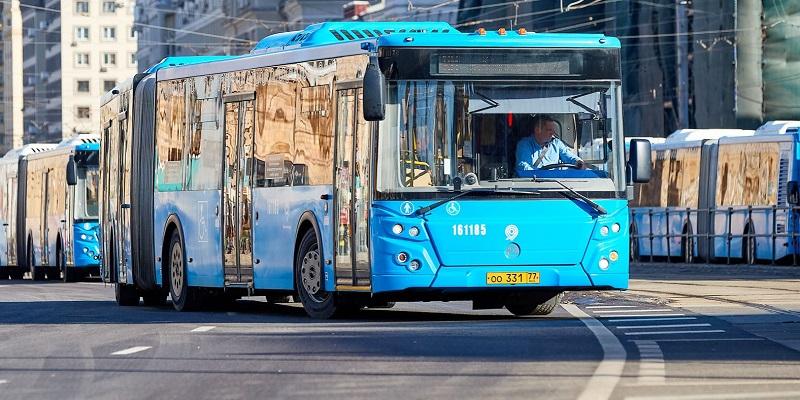 транспорт проспект вернадского автобус КМ