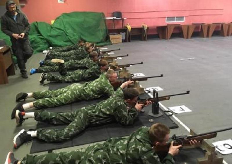 колледж сферы и услуг №32 соревнования по пулевой стрельбе