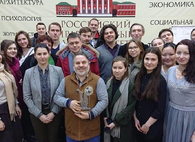 Александр Гезалов встреча помощь
