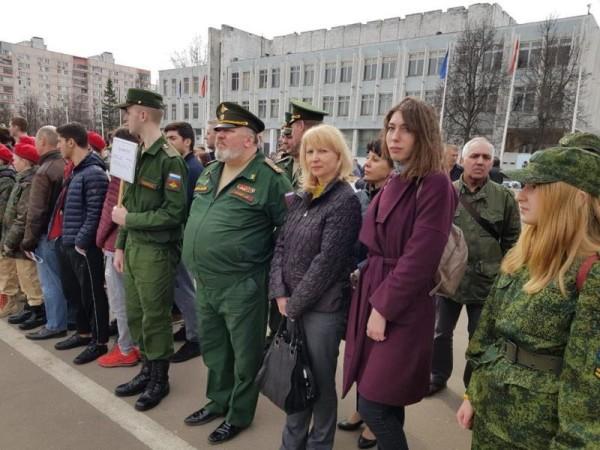 День призывника Армия служба