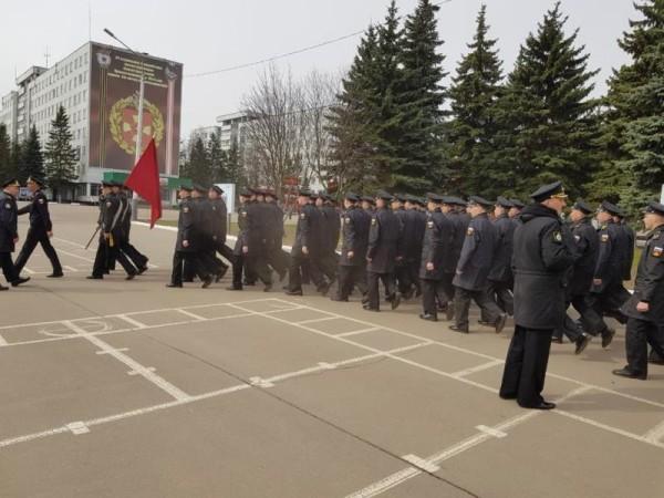 День призывника Армия