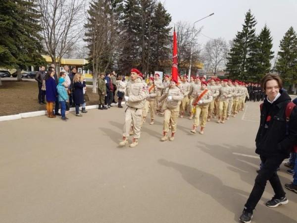День призывника армия мосрентген