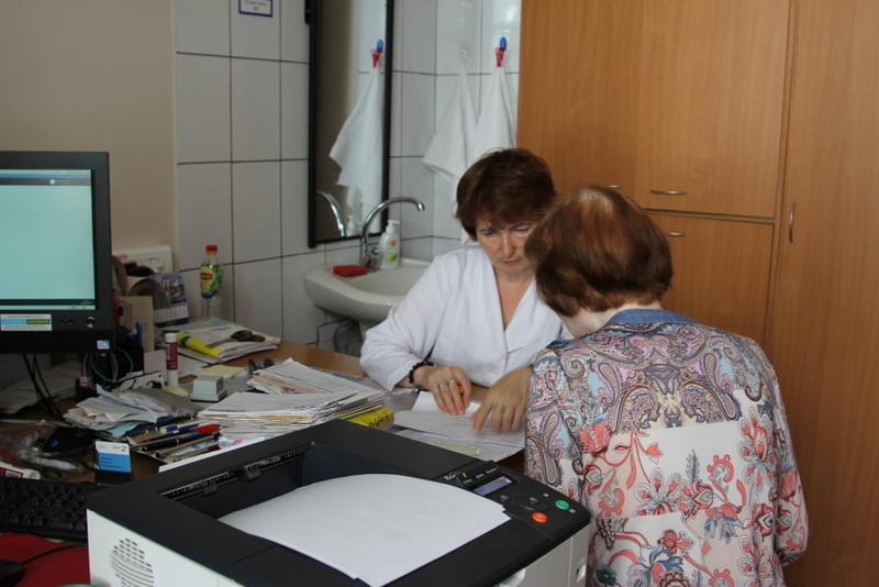 Жителей Донского района приглашают на диспансеризацию ногтей