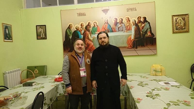 Социальный Центр Гезалов встреча
