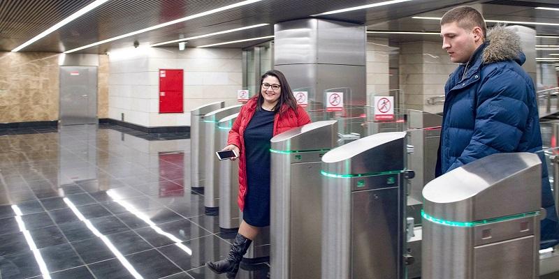 бесконтактная оплата метро
