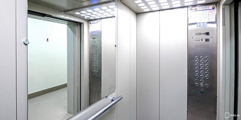 замена лифтов наш город