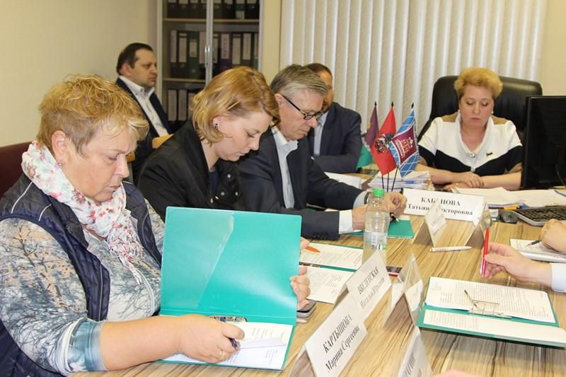 заседание Совет депутатов июнь