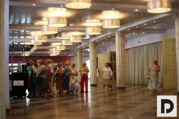 Концерт в честь Дня России прошел в Культурном центре ЗИЛ
