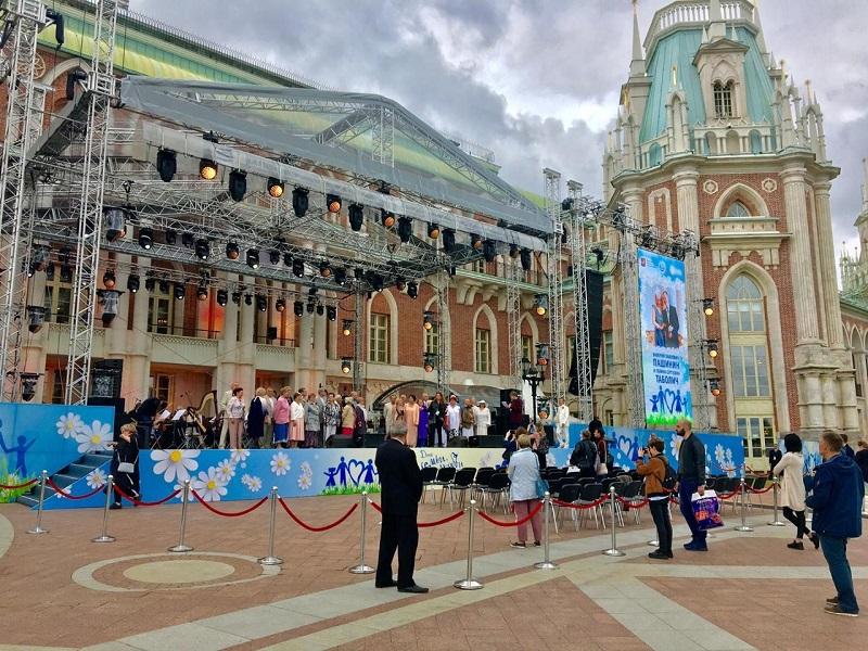 фестиваль московская семья московское долголетие