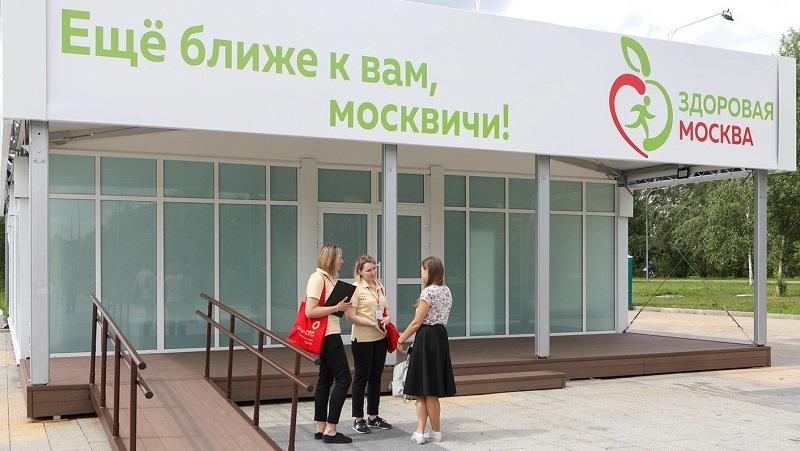 Алексей Хрипун, Здоровая Москва, легкие, медицина, флюорография