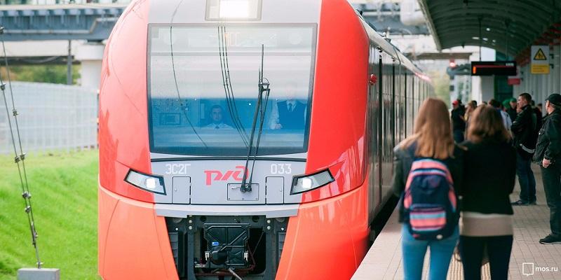 МЦК, транспорт, пассажиры, Верхние Котлы, Площадь Гагарина, Крымская