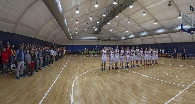 Тринта, баскетбол, Фонд ветеранов баскетбола, юбилей, турнир, спорт