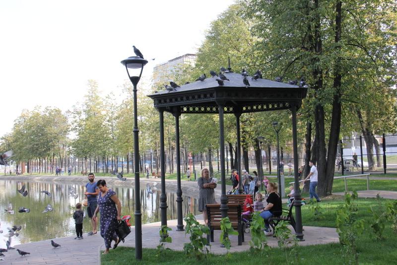 Парк у пруда Бекет, Татьяна Кабанова, благоустройство, концерт, спорт, досуг 5