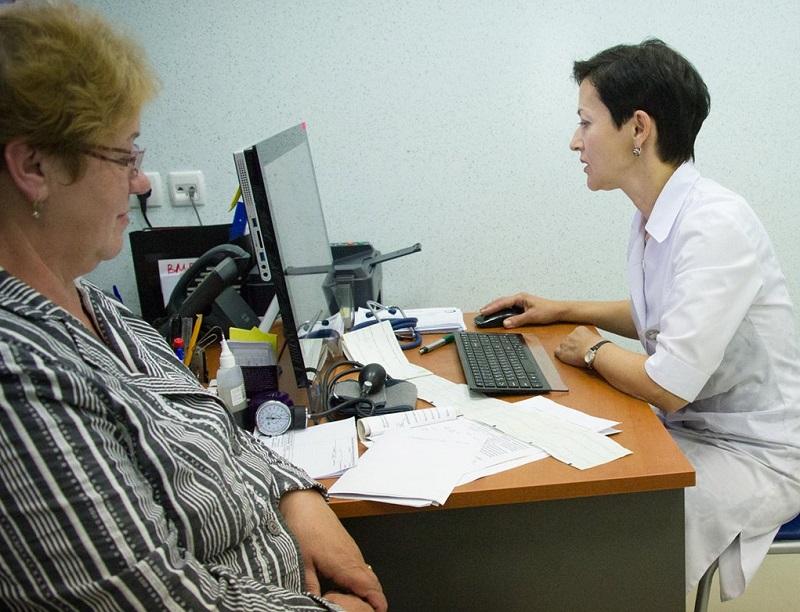 Наталья Введенская, поликлиника № 67, медицина, здоровье