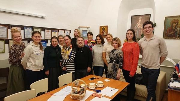 Социальный центр святителя Тихона, Софья Адищева, Александр Гезалов