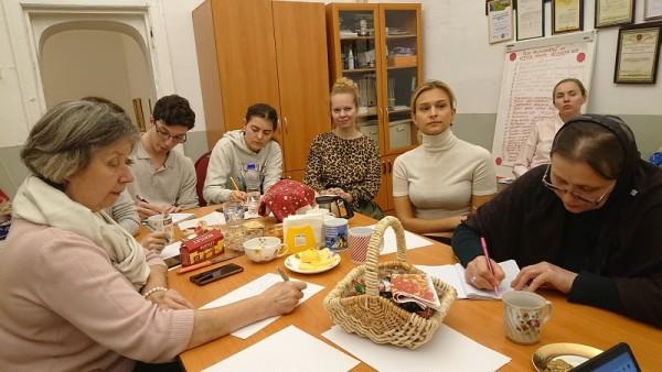 Социальный центр святителя Тихона, Софья Адищева, Александр Гезалов 4