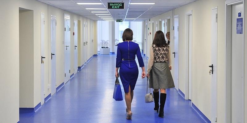 поликлиника № 67, медицинское обследование, маммография,