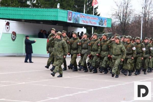 Мосрентген, День призывника, Вячеслав Пегасов 4
