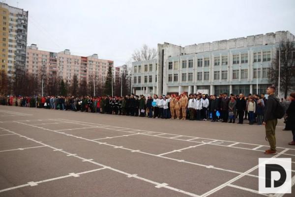 Мосрентген, День призывника, Вячеслав Пегасов 6