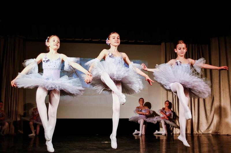 день открытых дверей, школа балета, хореография