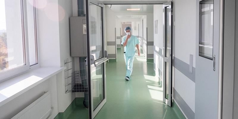 Городская клиническая онкологическая больница №1, Загородное шоссе, Всеволод Галкин