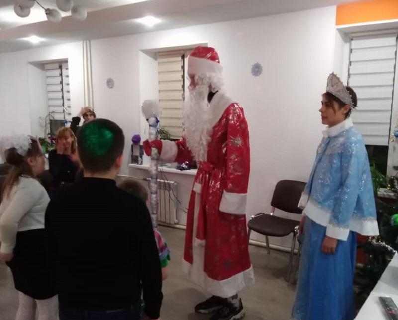 Мой семейный центр «Берегиня», новый год, детский праздник