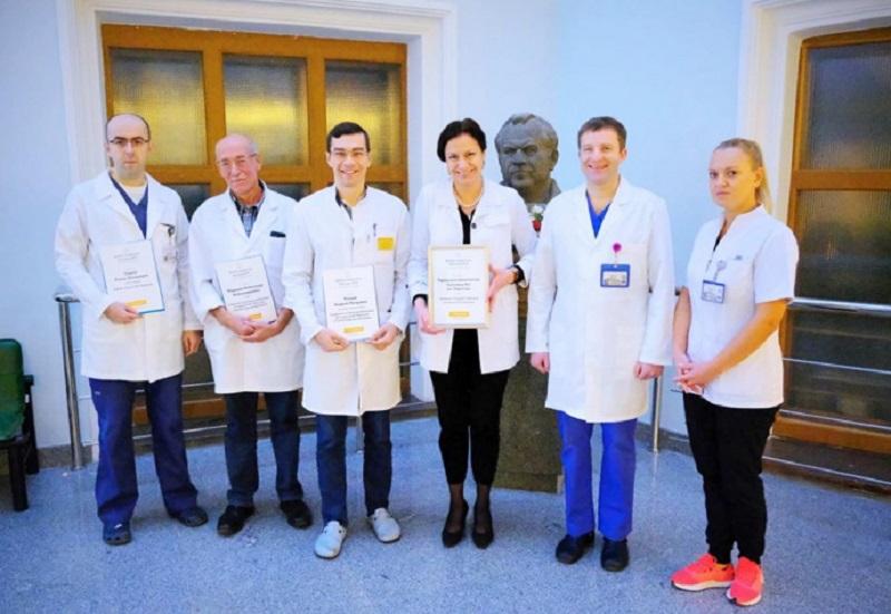 Первая Градская больница имени Пирогова, рейтинг