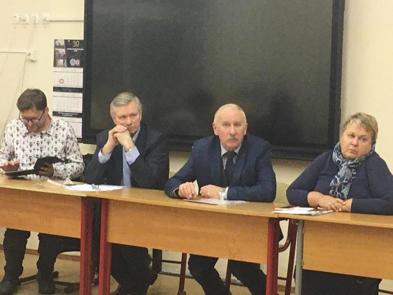 Владимир Буянов, Сергей Граськин, Станислав Елагин, Марина Картышова, отчеты депутатов
