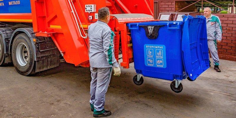 раздельный сбор мусора, вторсырье, экология