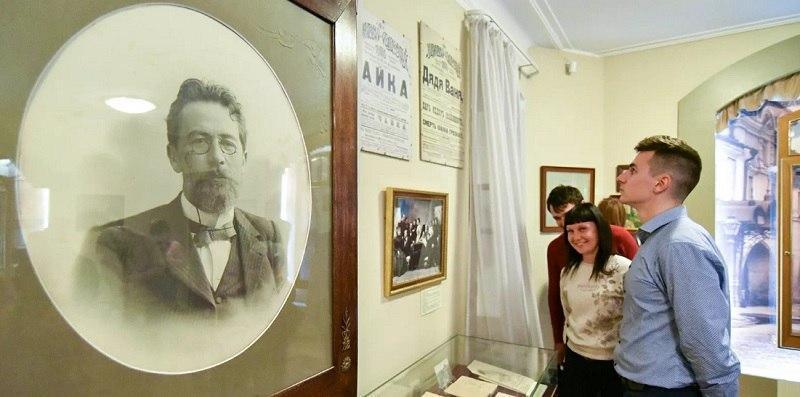 Главархив, выставка, Антон Чехов, Ольга Книппер,