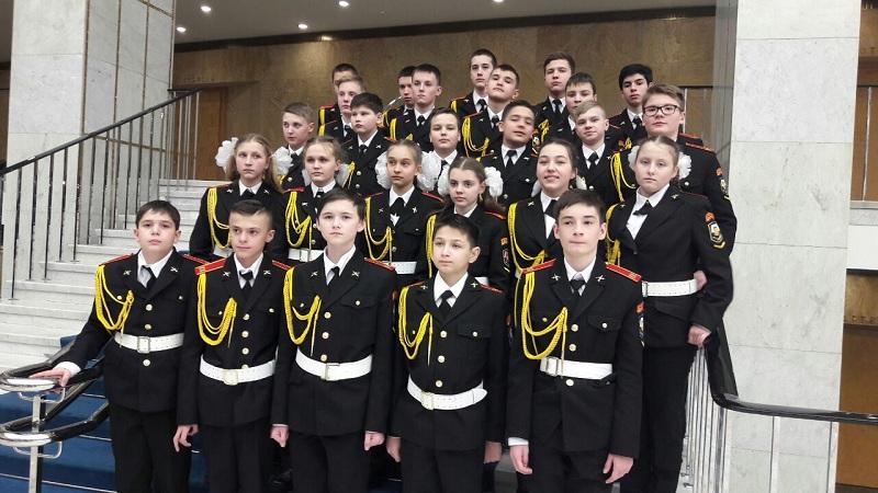 Марина Картышова, кадеты, Великая Отечественная война,