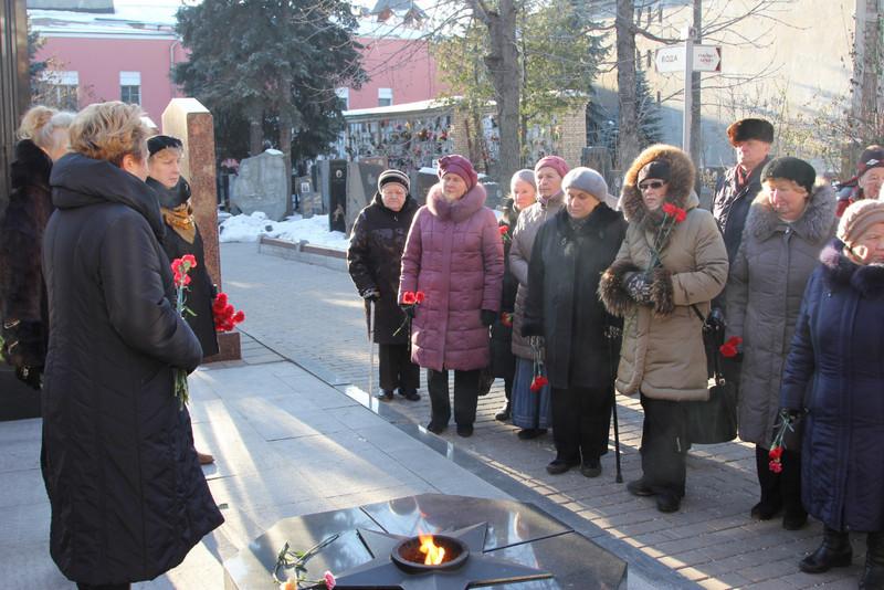 День защитника Отечества, митинг, Татьяна Кабанова,