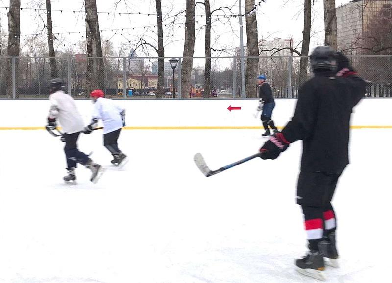Центр досуга и спорта «Донской», молодежный хоккей, День защитника Отечества 3