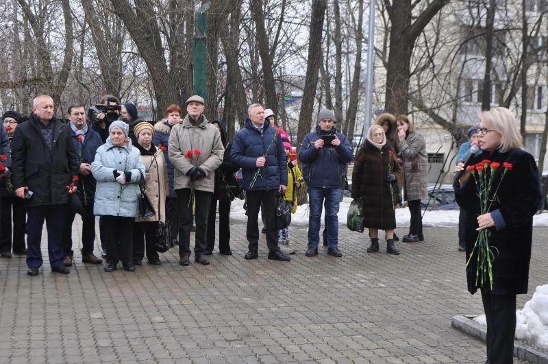 Елена Панина, День защитника Отечества, ветераны,