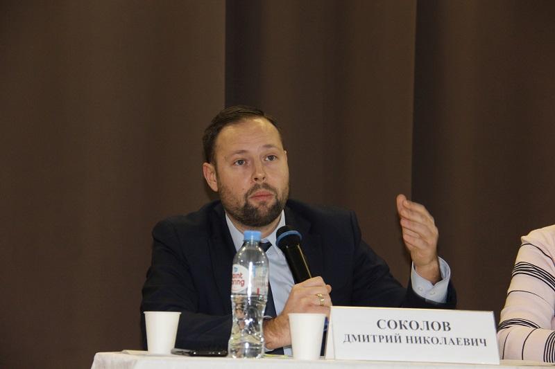 Дмитрий Соколов, встреча с главой управы, комиссия по делам несовершеннолетних,