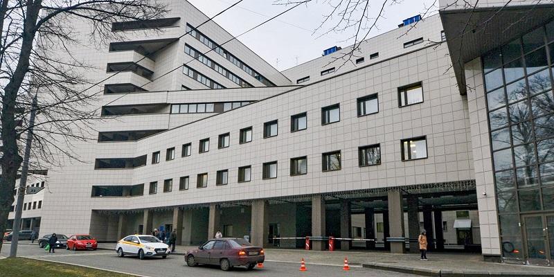 Боткинская больница, Сергей Собянин, реконструкция, капитальный ремонт,