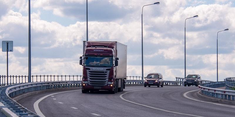 грузовой каркас, грузовой транспорт, департамент транспорта,