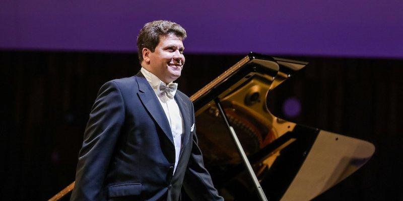 Денис Мацуев Пианист Музыкант